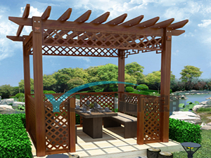 Aluminum Alloy Grape Trellis 03