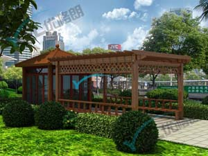 Aluminum Alloy Grape Trellis 05