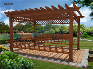 Aluminum Alloy Grape Trellis 04
