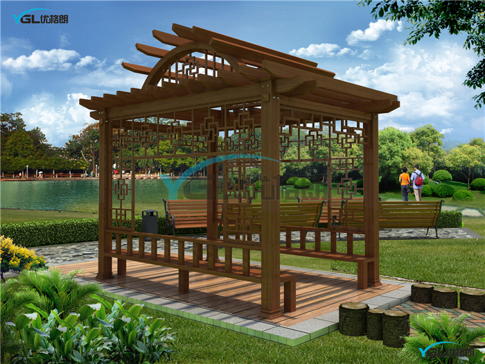 Aluminum Alloy Grape Trellis 07
