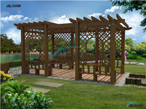 Aluminum Alloy Grape Trellis 06