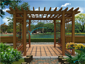 Aluminum Alloy Grape Trellis 09