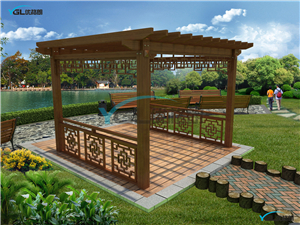 Aluminum Alloy Grape Trellis 10