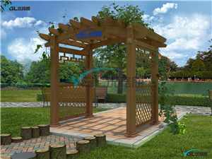 Aluminum Alloy Grape Trellis 11