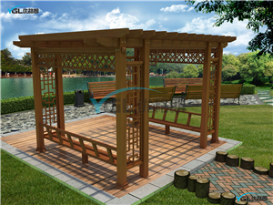 Aluminum Alloy Grape Trellis 12