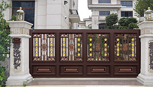 Palace Of Versailles-Kuwait(Sliding Gate)FWT17321